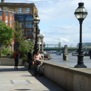 London's River Walk: Mondays & Saturdays