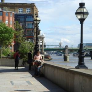 London's River Walk: Mondays & Saturdays