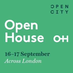 London Open House, 16-17 September 2017