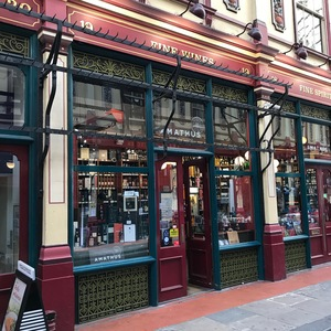 Leadenhall Market tours: Wednesdays