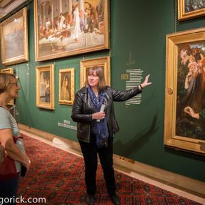 Guildhall Art Gallery & Roman Amphitheatre: Tues, Fri & Sat