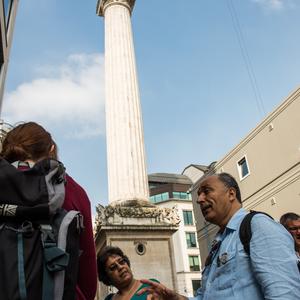 London's Burning Walking Tour: Sundays & Thursdays