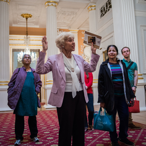 Mansion House Guided Tours: Tuesdays
