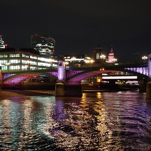 Illuminated River Guided Walk