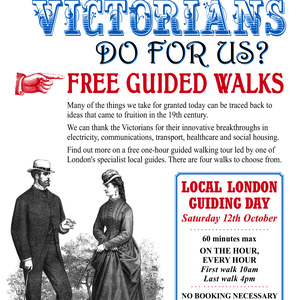 What Did The Victorians Do For Us?